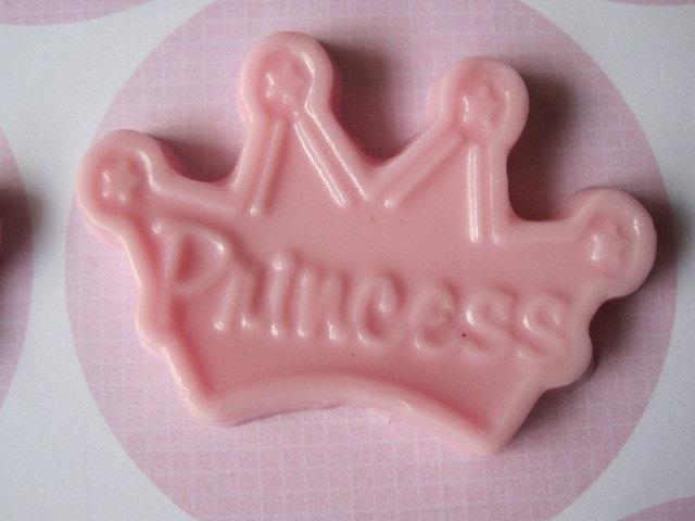 PRINCESS SOAP FAVOR