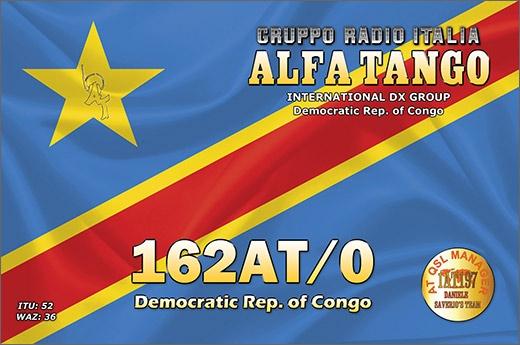162AT/0 - Democratic Rep. of Congo