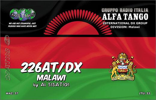226 AT/DX - Malawi