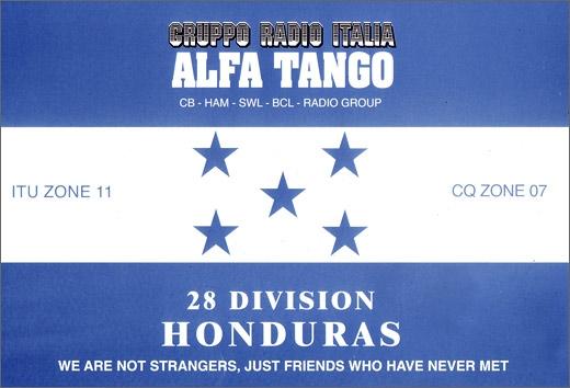 28 AT 102 Ricardo - Honduras