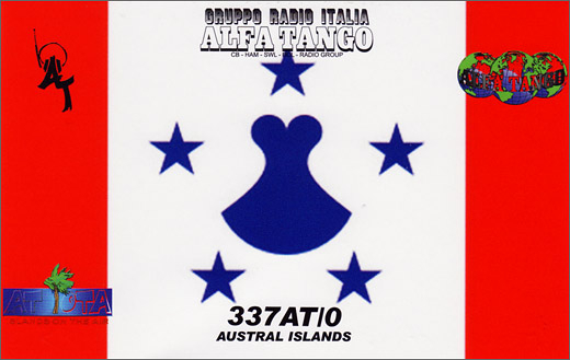 337 AT/0 - Austral Islands