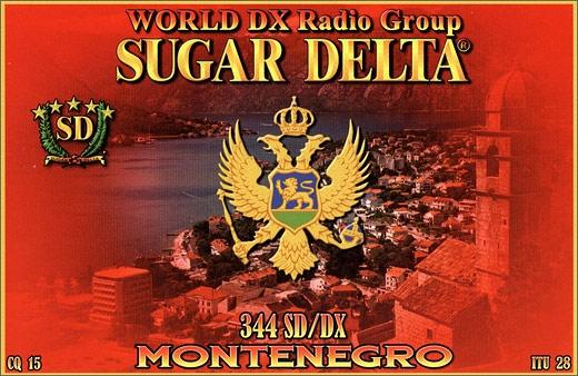344 SD/DX - Montenegro