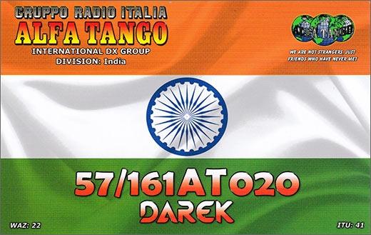 57/161AT020 Darek - India