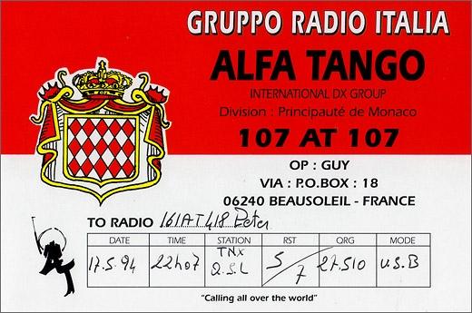 107 AT 107 Guy - Monaco
