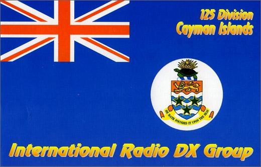 125 IR/0 - Cayman Islands