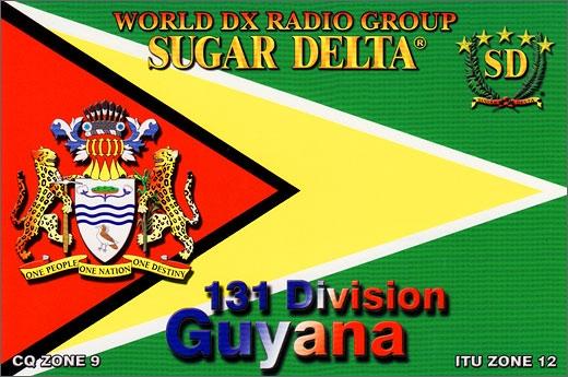 131 SD 101 Esmond - Guyana