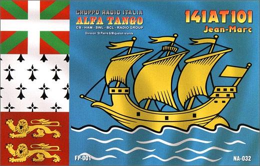 141 AT 101 Jean Marc - St.Pierre & Miquelon