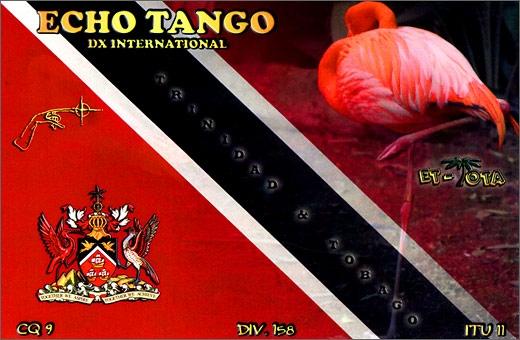 158 ET 001 Karl - Trinidad & Tobago