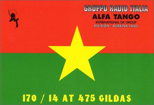 170/14 AT 475 Gildas - Burkina Faso