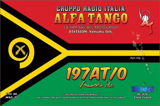197 AT/0 - Vanuatu Isls.