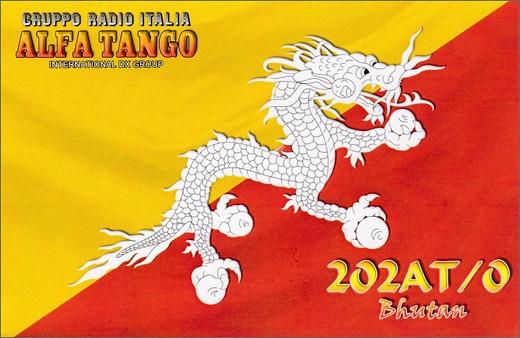202 AT/0 - Bhutan