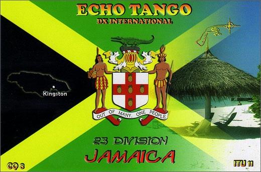 23 ET/DX - Jamaica