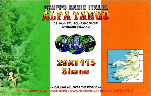 29 AT 115 Shane - Ireland