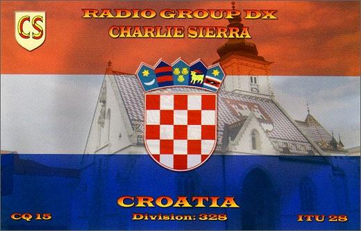 328 CS/DX - Croatia