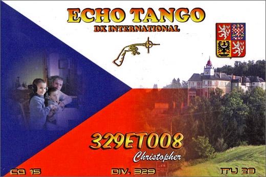 329 ET 008 Christopher - Czech Rep.