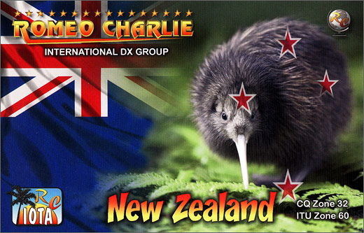 41 RC/DX New Zealand