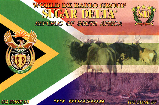 44 SD 102 John - South Africa
