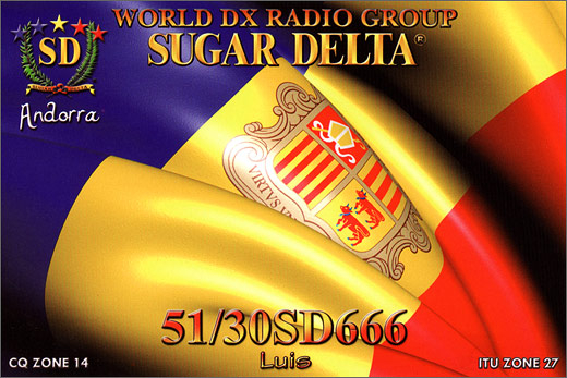 51/30 SD 666 Luis - Andorra