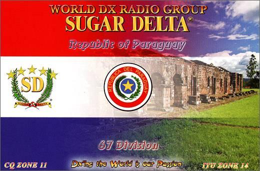 67 SD 129 Manuel - Paraguay
