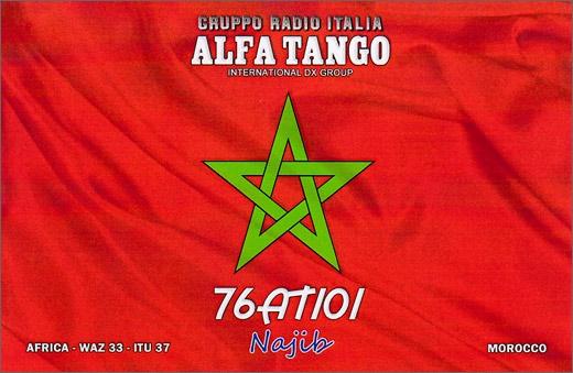 76 AT 101 Najib - Morocco
