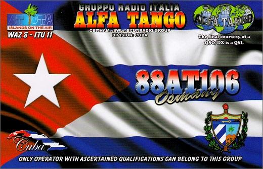 88 AT 106 Osmany - Cuba