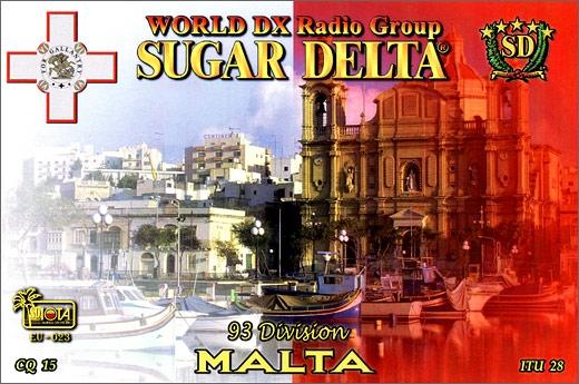 93 SD 177 Matt - Malta