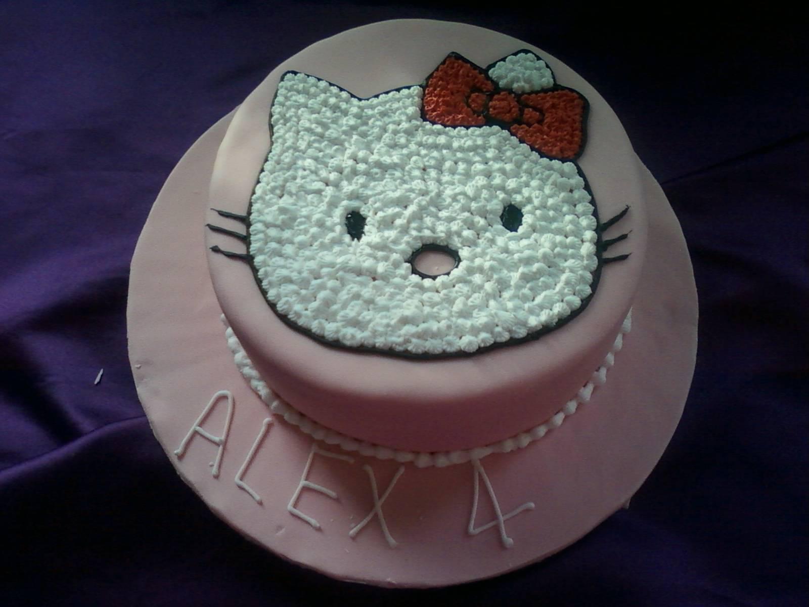 Kitty Cake Gluten Free