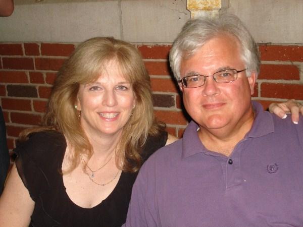 Kathy Hatcher Young and husband