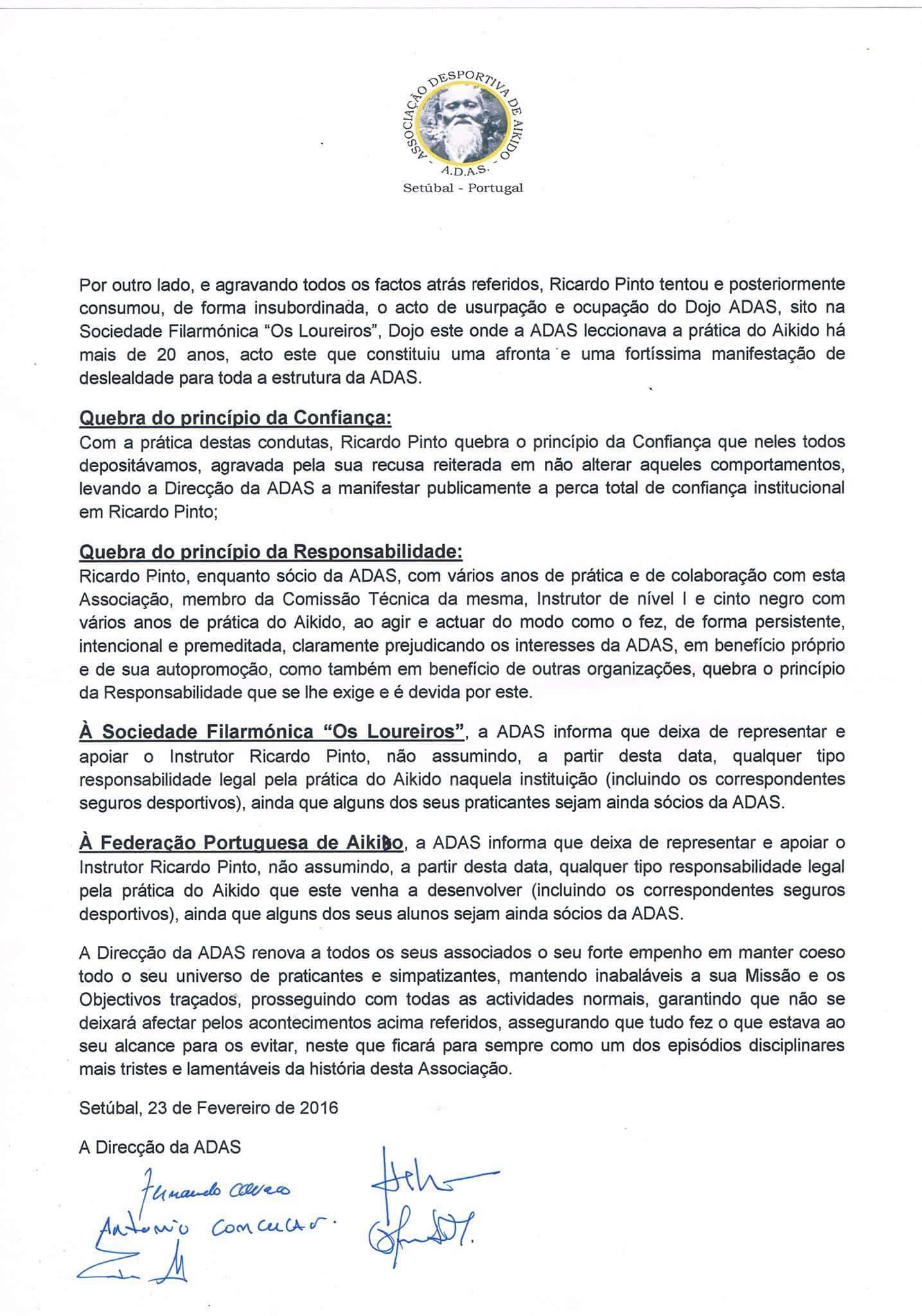 ADAS - Comunicado - 20160223 II