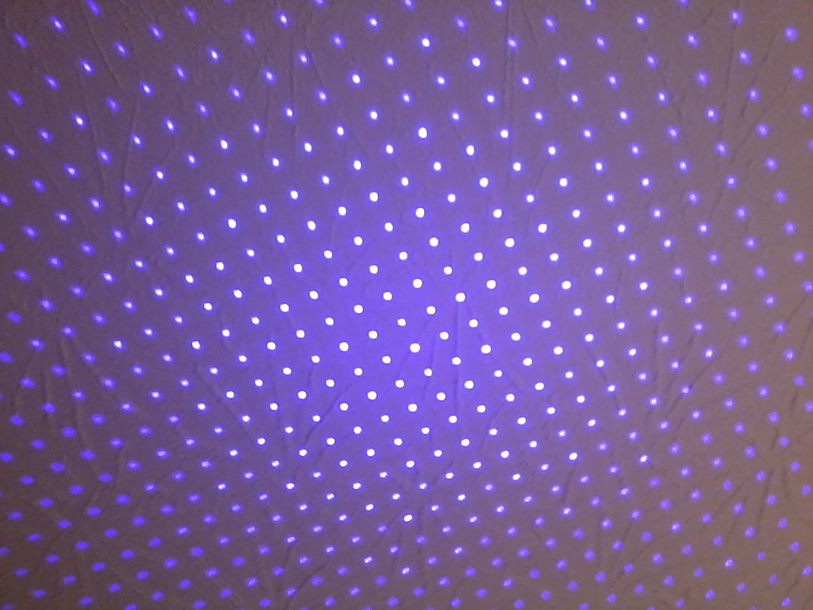 Laser Light Grid