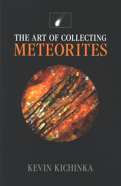The Art of Collecting Meteorites Book