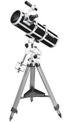 Skywatcher Black Diamond Edition 150mm f5 Newtonian on EQ3 Mount