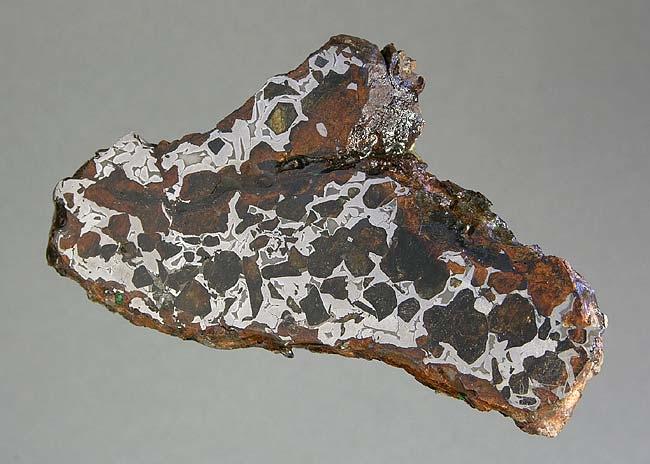 Seymchan, Stony Iron Pallasite, Russia 195.3g; Sold