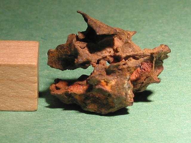 Imilac, Stony Iron, Chile 8.2g; P3,500.00