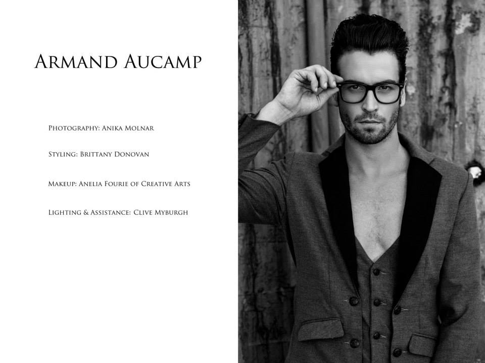 Armand Aucamp Shoot