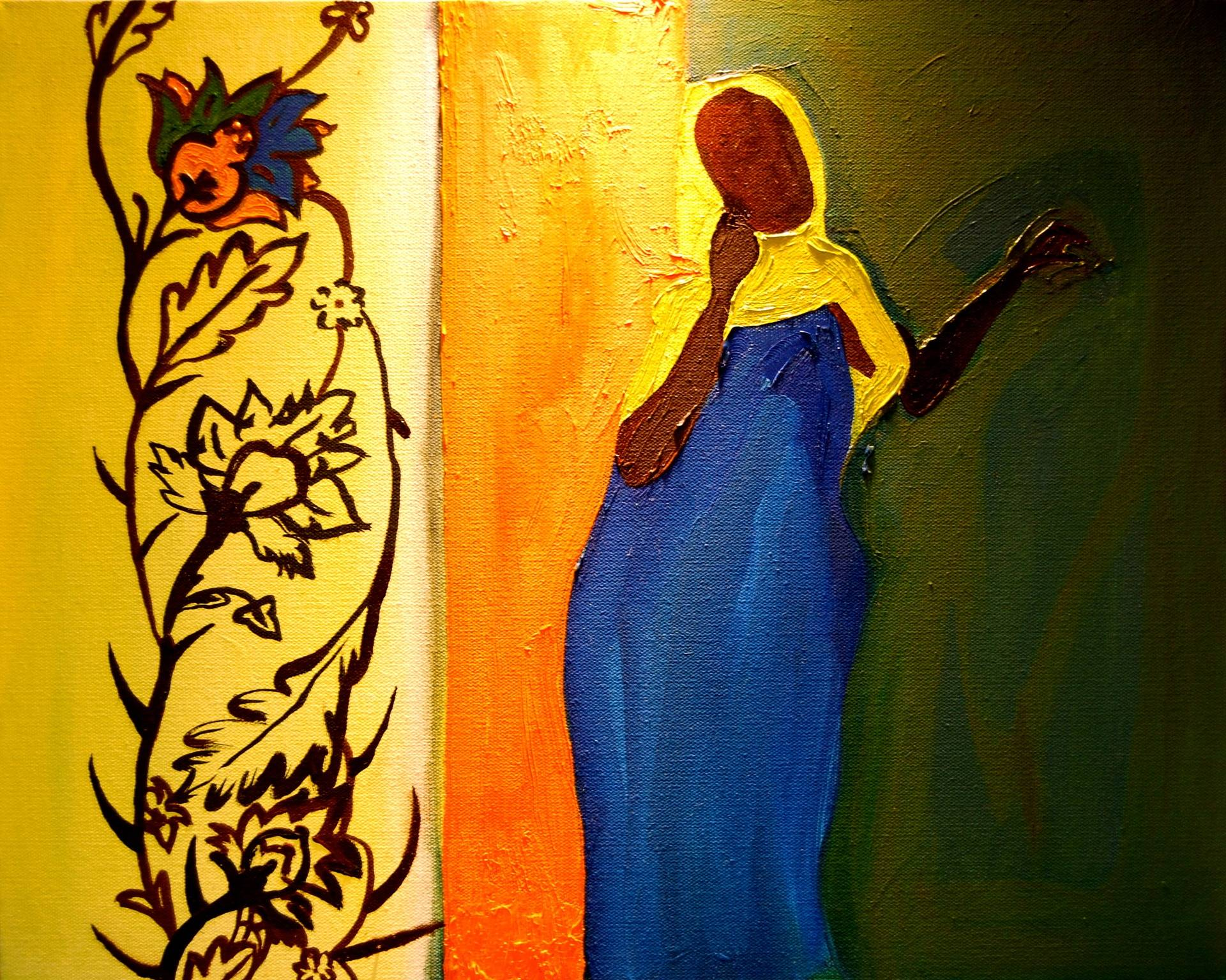 """orma woman finds hope"""