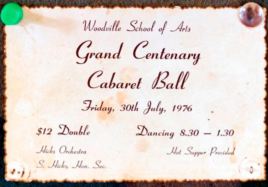 Grand Centenary Ball - 1976