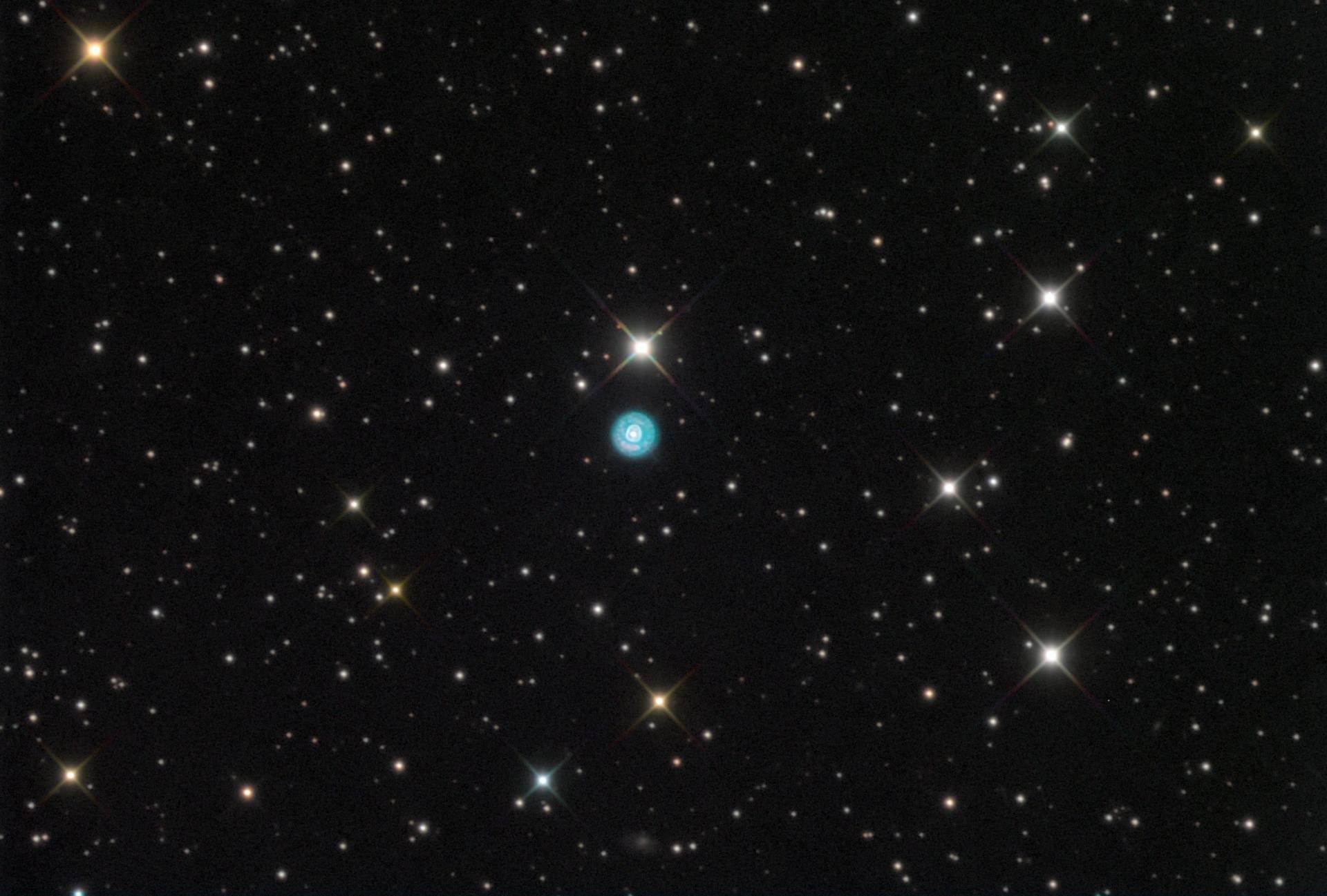 NGC 2392 Eskimo Nebula
