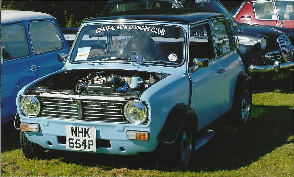 1976 mini clubman