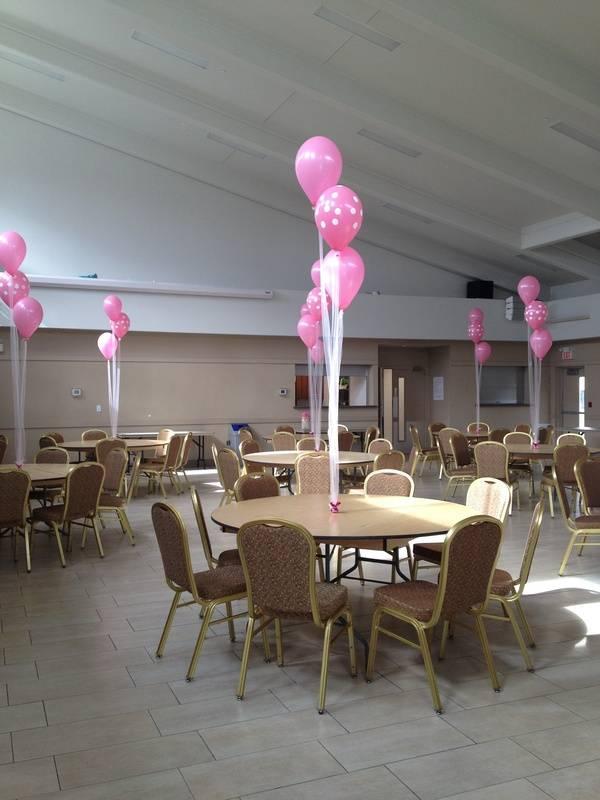 helium balloon bouquets