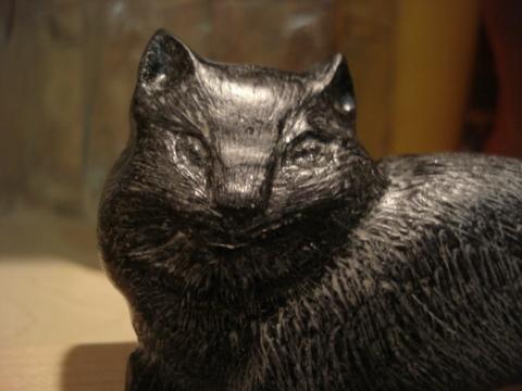 Jack the Kat - close-up