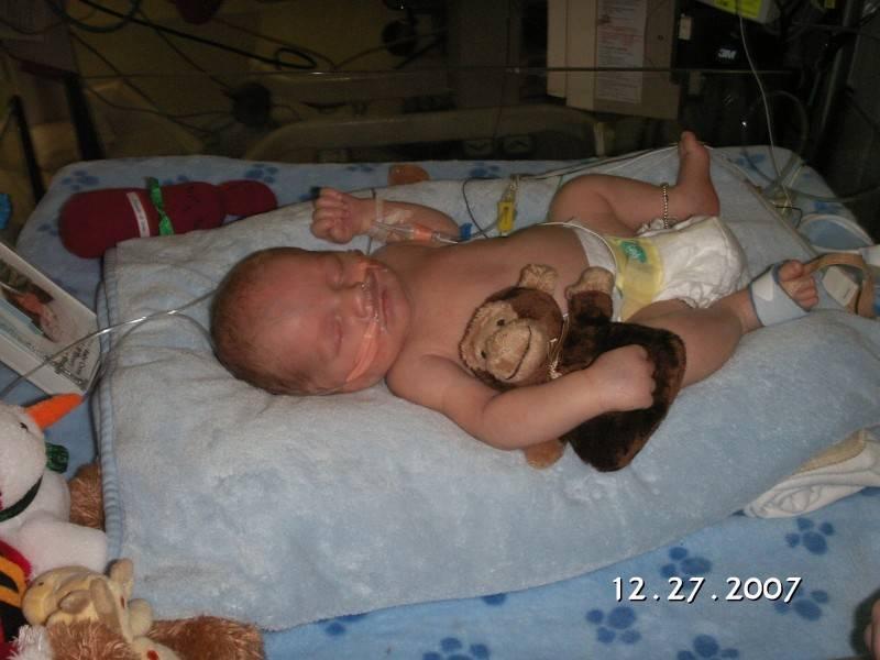 Benjamin and his Monkey