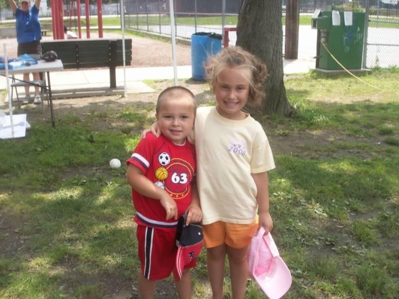 Cassie & Kevin