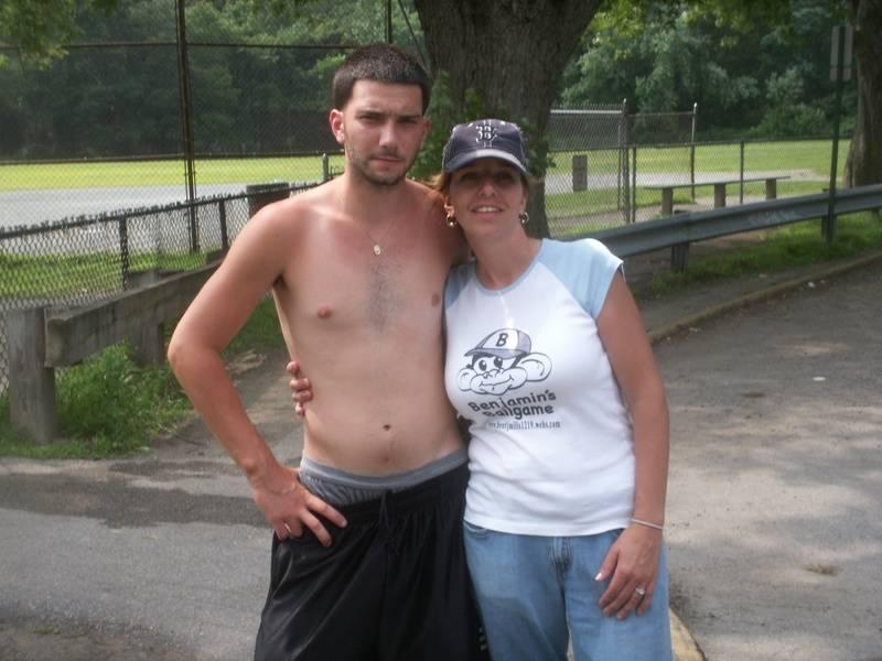 Dustin & his Mom