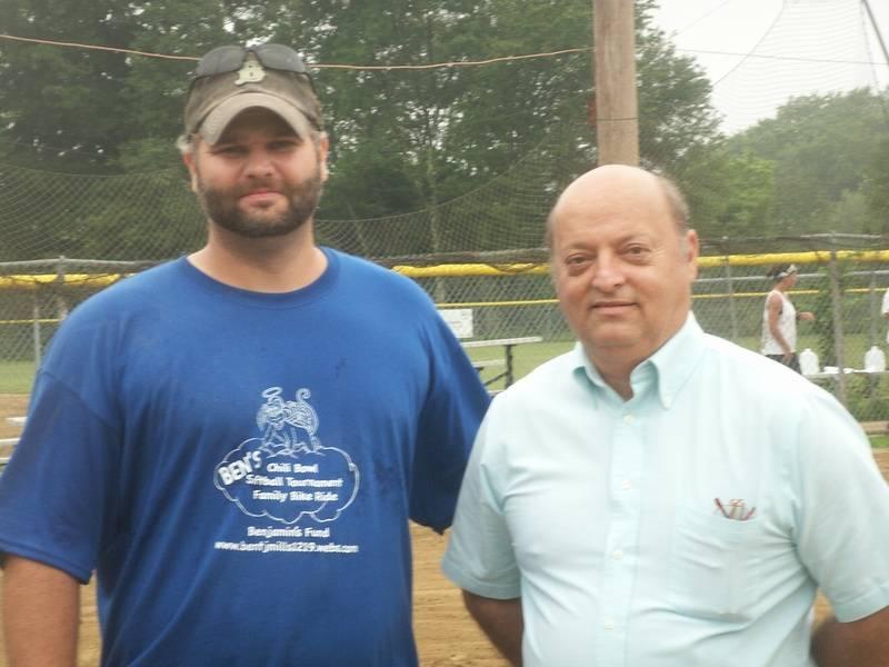 John & Mayor Crowley