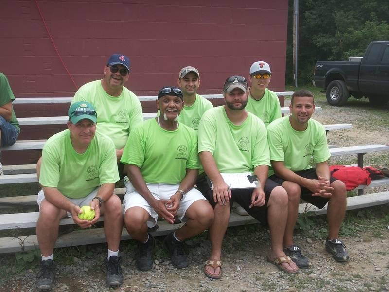 Our wonderful volunteer umpires