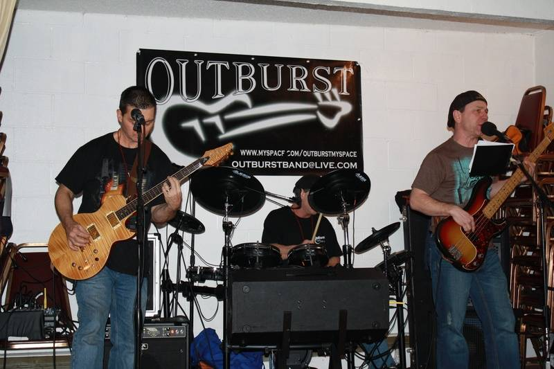Outburst joined Ben's Chili Bowl for the first year.