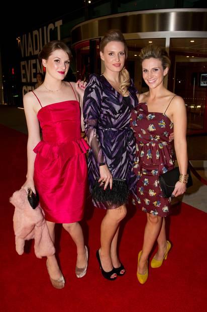 Pearl, Rachael and Beth