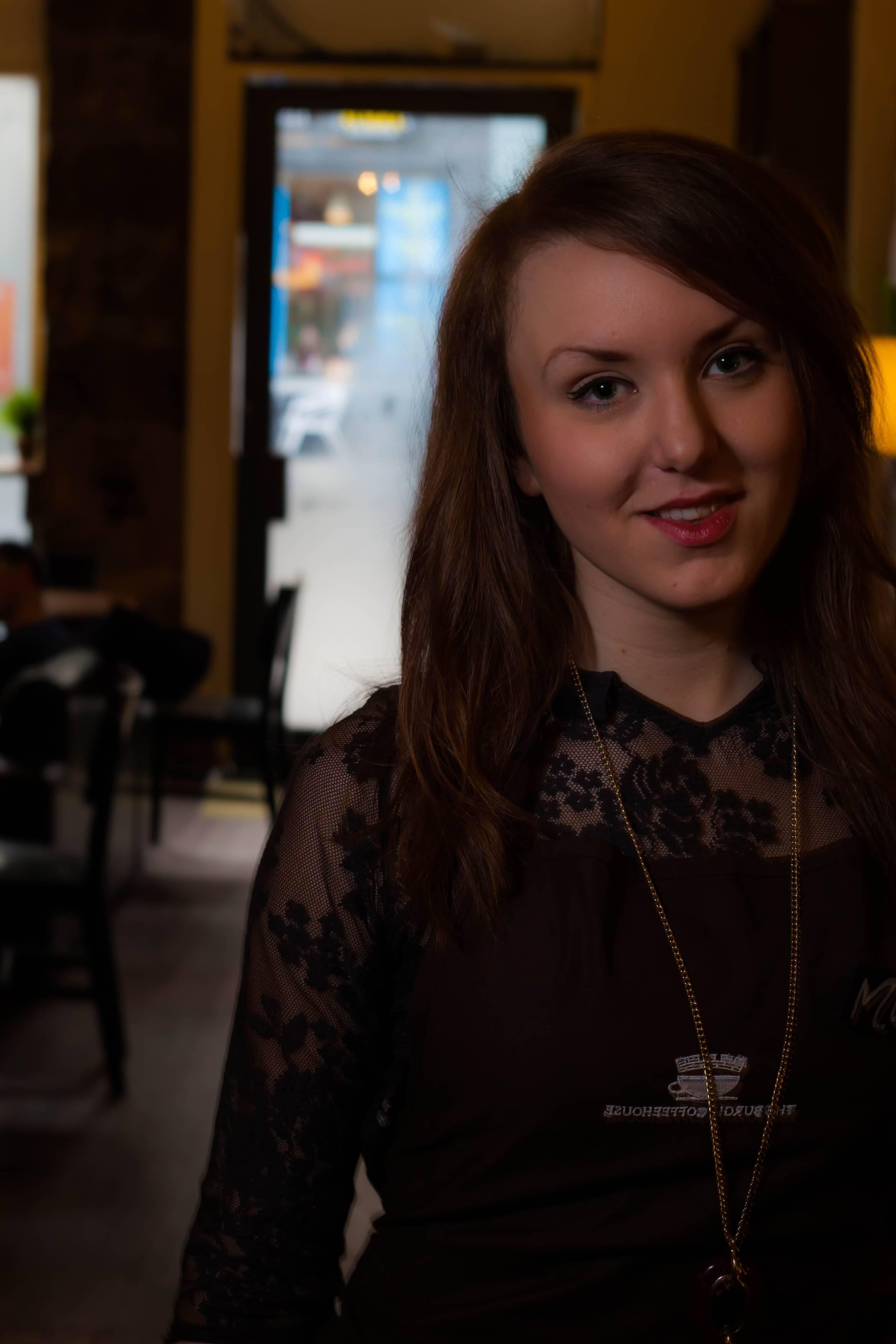 Portraits for Burgh Coffeehouse