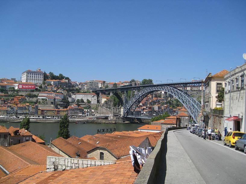 Porto vanaf Vila Nova